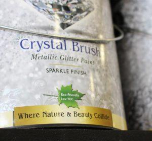 Eco-Friendly Glitter Paint