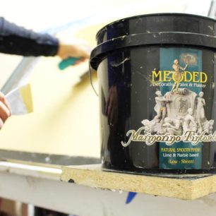 faux painting classes at Meoded Paint & Plaster