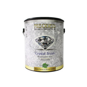 crystal brush decorative paint