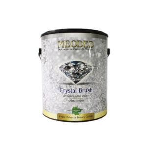 crystal brush decorative paint