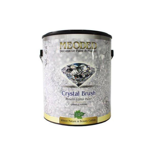 Crystal Brush, Glitter Paint