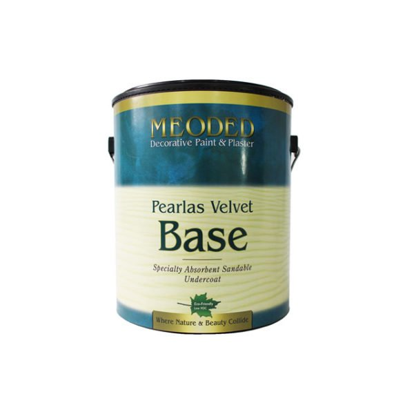 Pearlas Velvet Base Coat Decorative Suede Paint