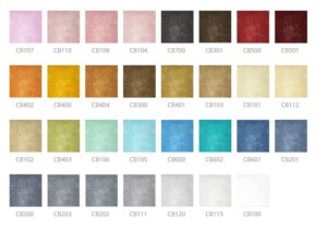 crystal brush swatches