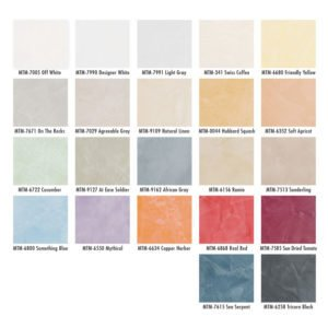Marmorino Tintoretto Lime-Based Plaster - Meoded Paint & Plaster
