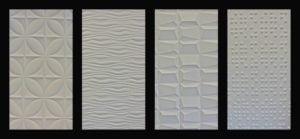 3D Wall Panels