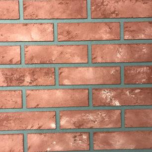 Plaster Brick Wall, Marmorino Palladino