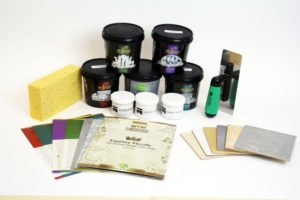 Meoded Paint and Plaster Trial Kit with Tools