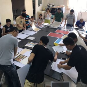 Decorative Paint and Plaster Classes