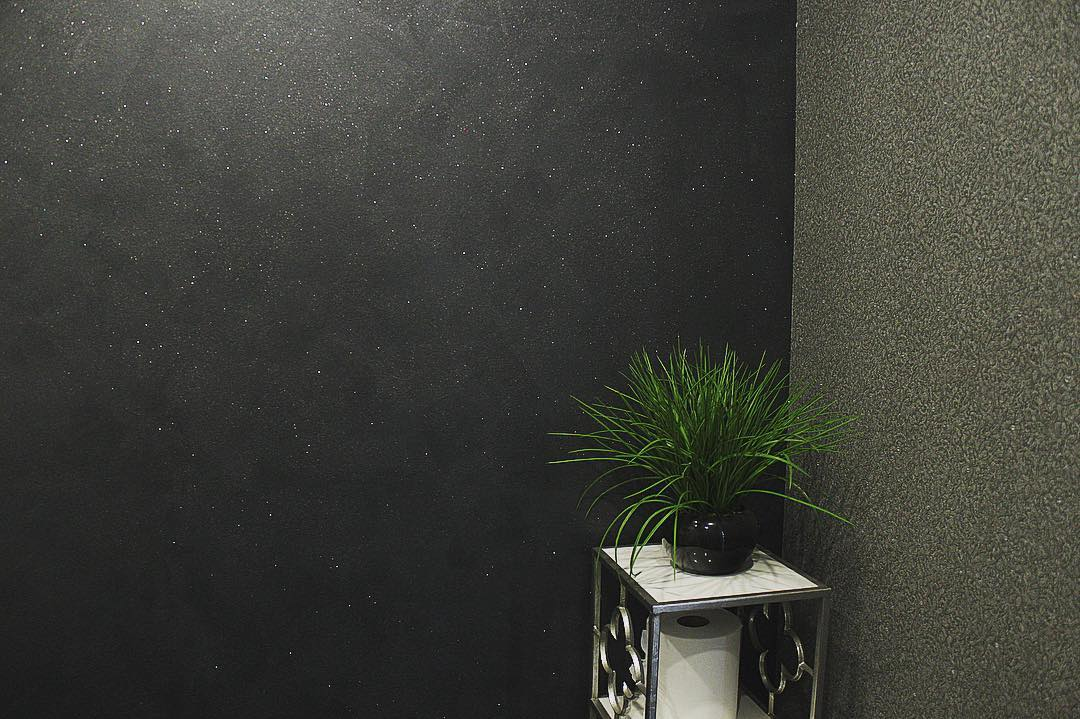 Transform Your Space with Glitter Paint