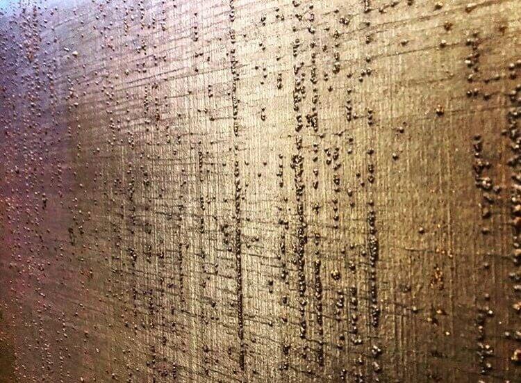 Metallic Wall Finishes