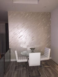 Sapphire Metallic Paint Sahara Effect Projects
