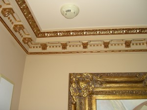 Sapphire Metallic Paint, Meoded Paint & Plaster