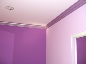 Sapphire Metallic Paint, Meoded Paint & Plaster