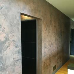 Marmorino Tintoretto Lime Plaster, Meoded Paint & Plaster